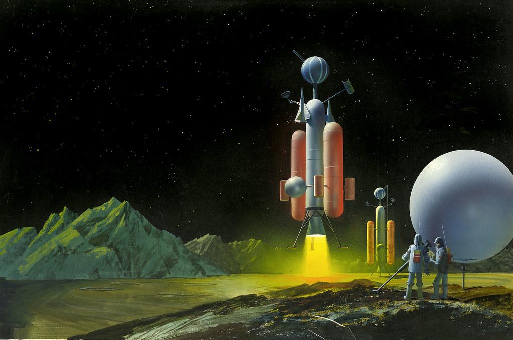 Desktop Wallpaper Astronaut On The Moon Drinking Beer