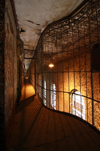 4TH FLOOR EAST CELL BLOCK | by riverrat18