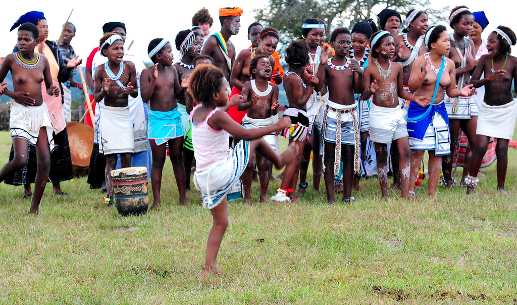 Xhosa people and their culture