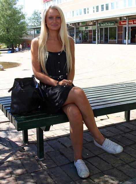 social prostituerade blond i Stockholm