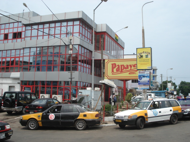 Fast Food Restaurant In The World