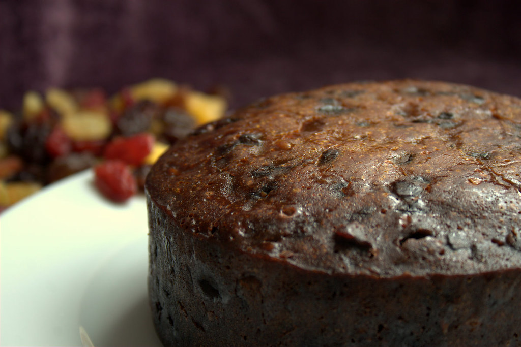 Country Fruit Cake Recipe