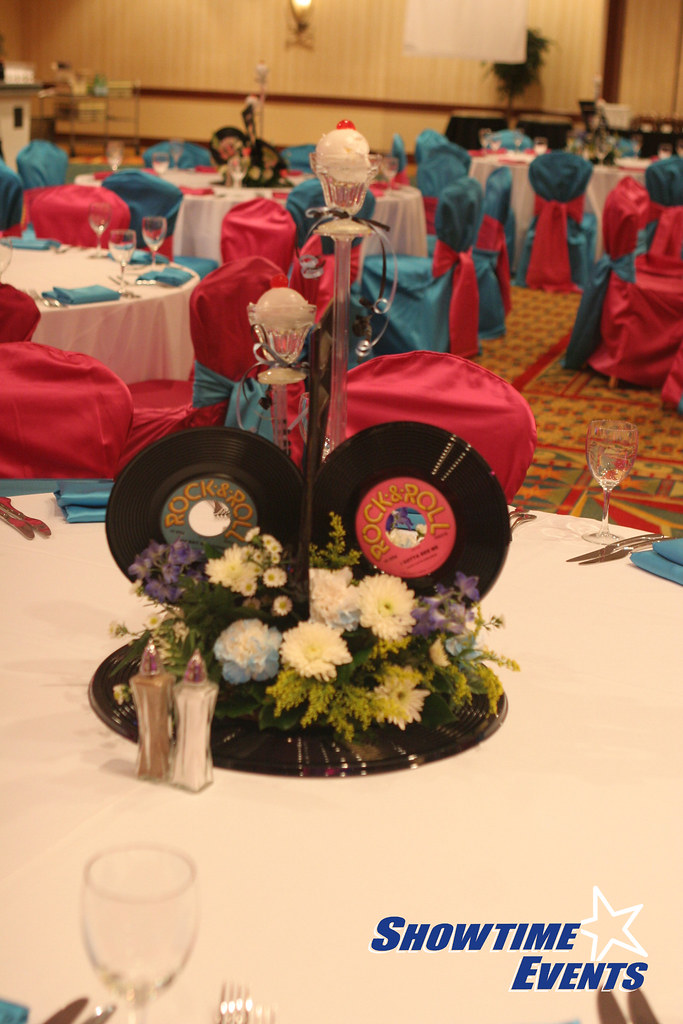 S theme centerpieces dittman flickr