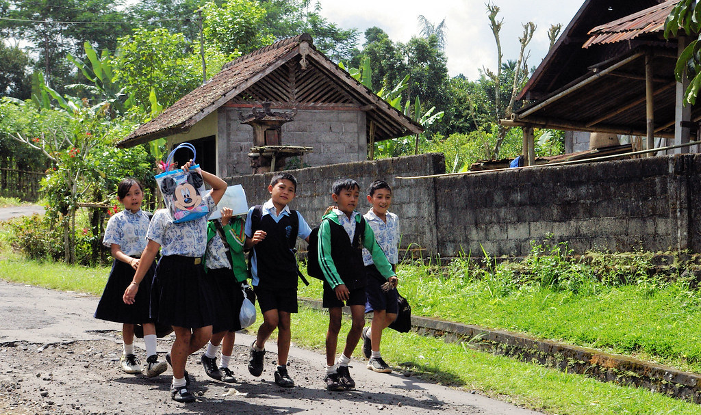 February  Are Kids Going To School