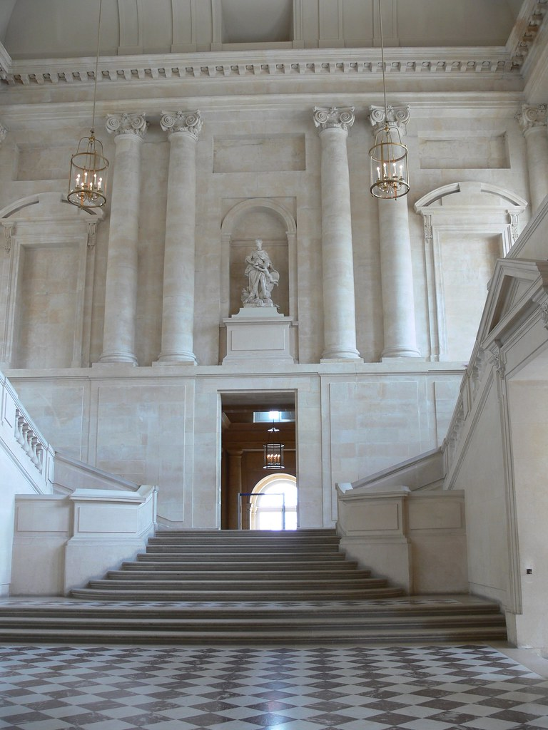 Palace Of Versailles Staircase Ed S Pictures Flickr