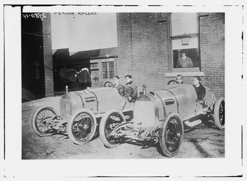 Mercer Racers  (LOC) | by The Library of Congress