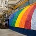 Rainbow Wall, San Francisco