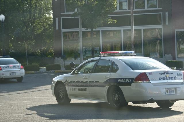 Fort Wayne Police's new decals | FWPD's fleet will be slowly… | Flickr