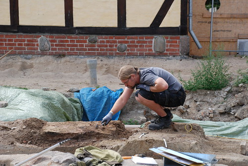 Archaeologist Christian | Odense Bys Museer | Flickr