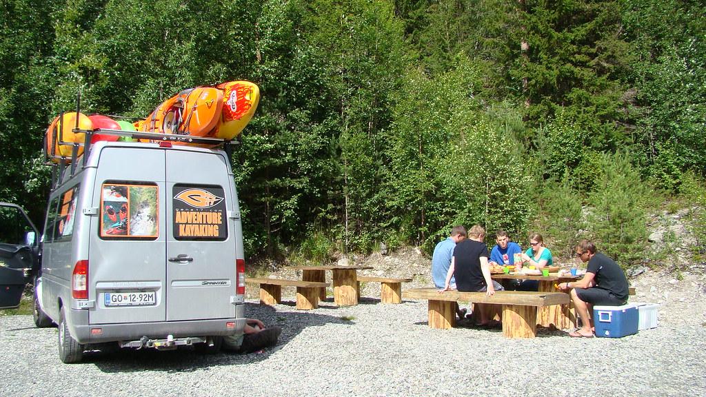 Kayak & MiniBus Hire