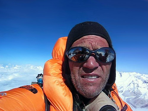 Marshall Ulrich's Everest Summit | by Marshall Ulrich