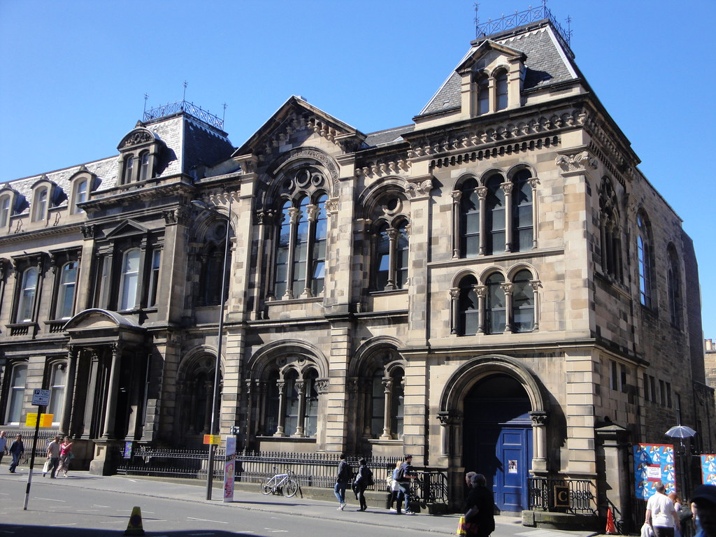 minto house  edinburgh university