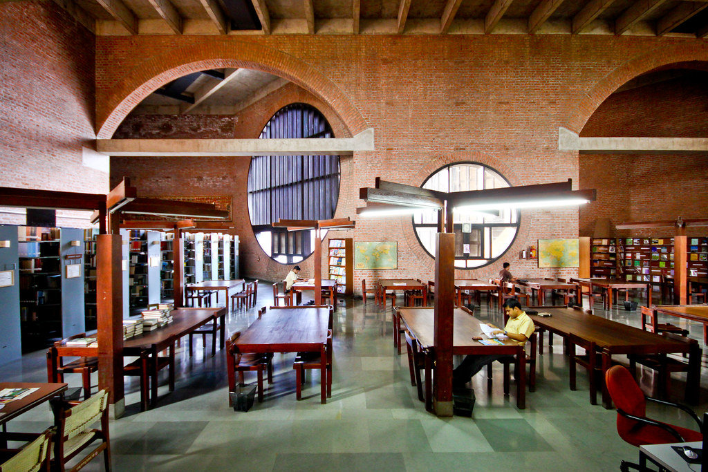 Indian Institute Of Management Iim Ahmedabad Library L