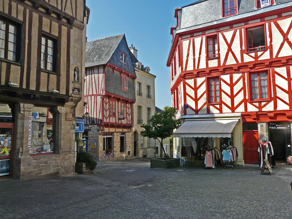 10 Amazing Architectural Highlights In Brittany And Normandy