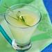 sparkling rosemary-ginger lemonade