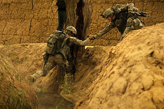 Always Helping a Fellow Soldier | by The U.S. Army