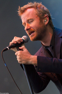osheaga the national 2 | by Eva Blue