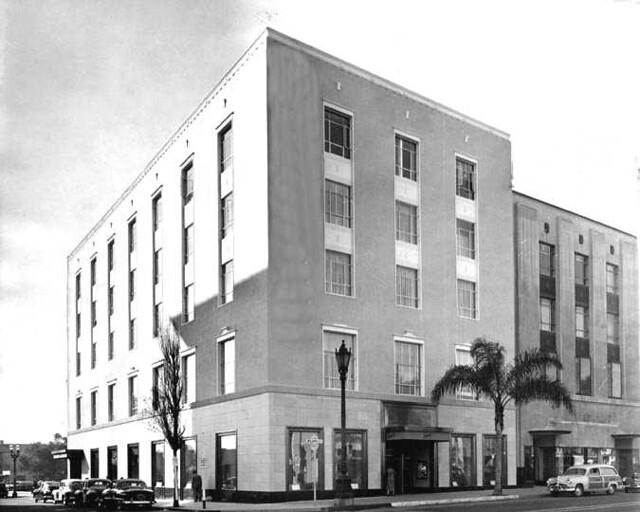 Bonwit Teller Wilshire Blvd In Beverly Hills Flickr
