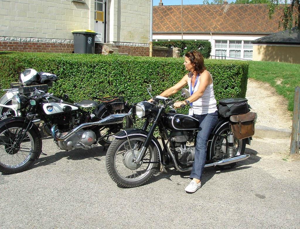 Bmw R25 250cc 1952 Et Nsu 351 Osl 350cc 1936 Longpr 233 Les