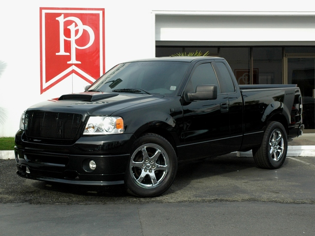 2007 ford f 150 roush nitemare sold park place ltd. Black Bedroom Furniture Sets. Home Design Ideas