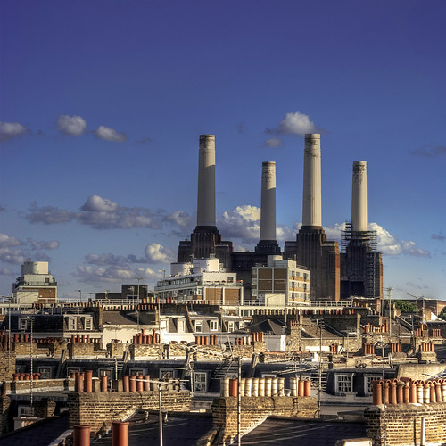 Battersea Power Station, London | by MarcelGermain