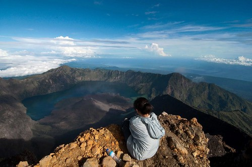 Climbing Journal Mount Rinjani package | by Trekking Rinjani
