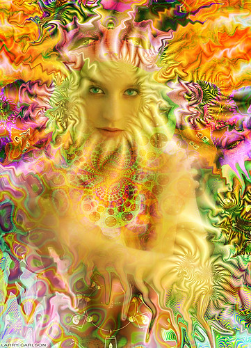 LARRY CARLSON, FRIZZ - 9, c-print, 30x34in., 2009. | by LARRY  CARLSON