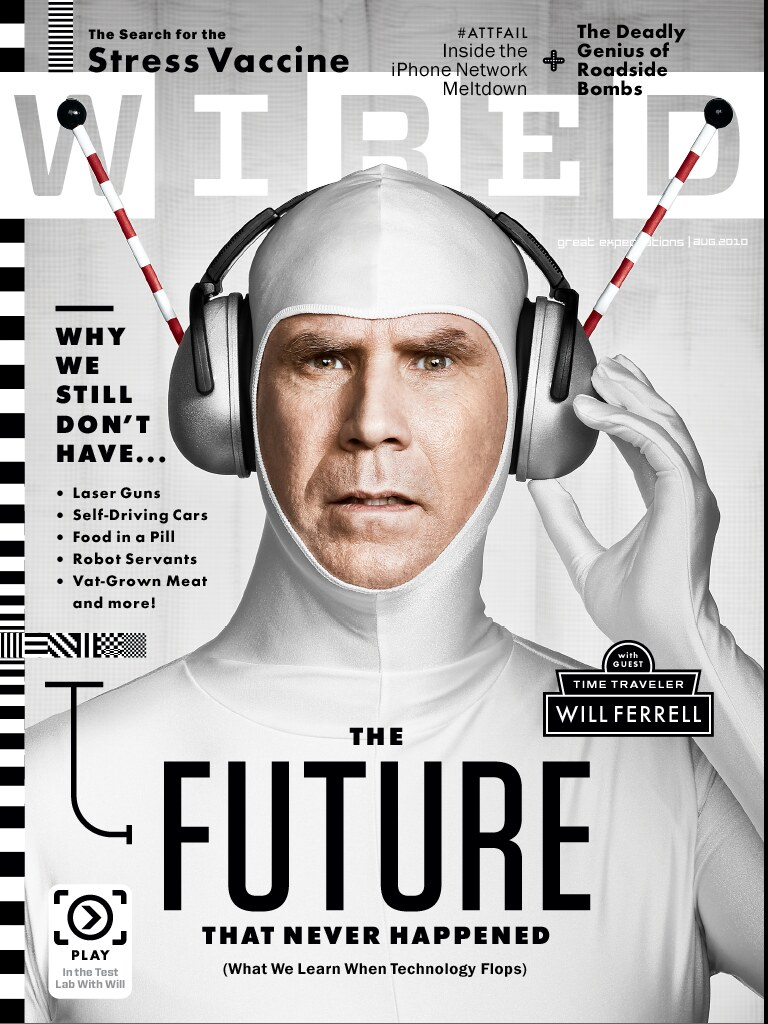 Wired Magazine\'s iPad Edition | www.wired.com/ [Design Solut… | Flickr