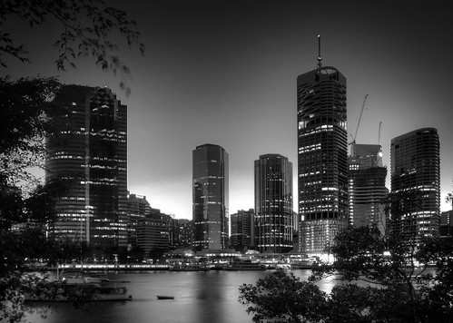 BrisvegasBW | by Ink On | נσєℓ ¢