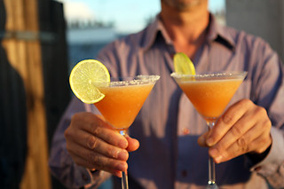 melon margaritas | by David Lebovitz