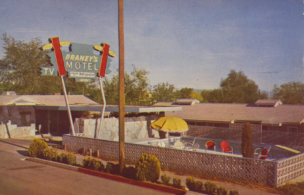 Draney's Motel - St. George, Utah