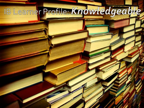 Knowledgeable | by Clint Hamada