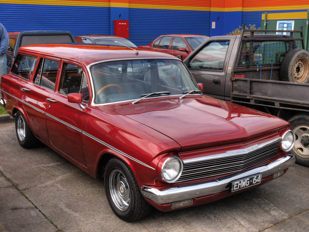 1964 eh holden station wagon