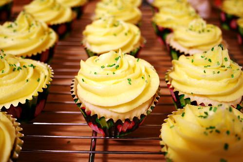Crunchy Lemon Cake