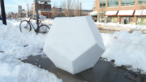 porter square snowdecahedron | by sushiesque
