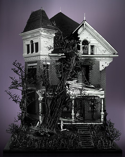 Three Story Victorian with Tree | by !snap!
