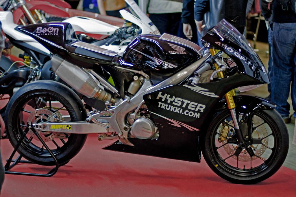 450gp Honda Crf 450 With 450gp Kit Risto Maaniemi Flickr