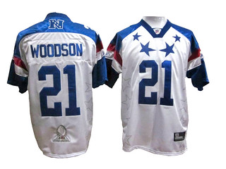 huge selection of 6acb9 39a5e Green Bay Packers #21 Charles Woodson 2011 Pro Bowl Premie ...