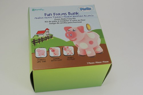 Fun Forms Piggy Bank Kit | by CraftyGoat