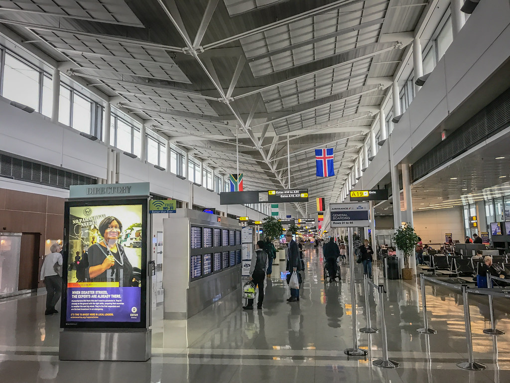 Aeroporto Ewr : Newark liberty airport ewr newark nj newark liberty airpu flickr