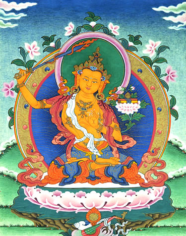 Image result for manjushri