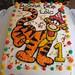 gâteau tigrou /tiggercake