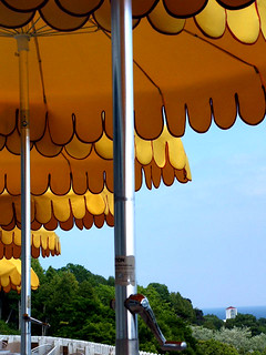 yellowumbrellas | by Aunt Owwee