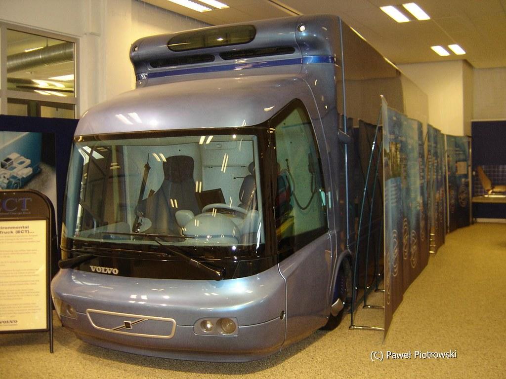 Volvo Museum- Göteborg, Sweden   Volvo ECT- 'Environmental C…   Flickr
