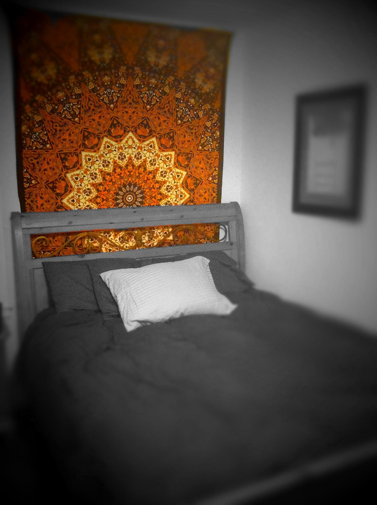... (Bedroom) Wall Tapestry | By Joshua Hollingsworth
