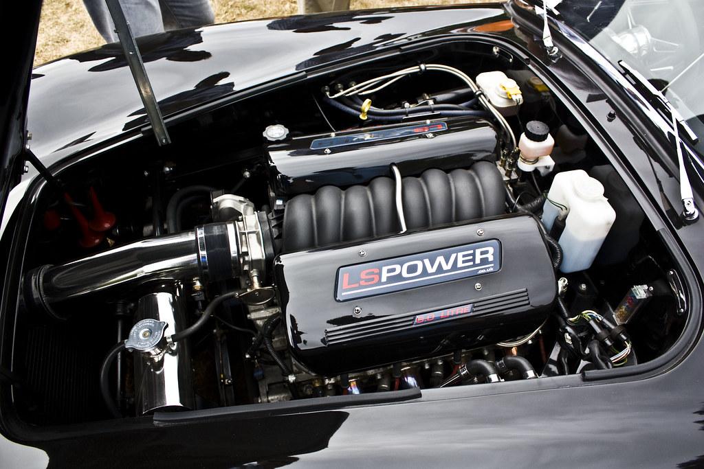 AC Cobra Replica Corvette LS7 Engine | If you wish to buy ...