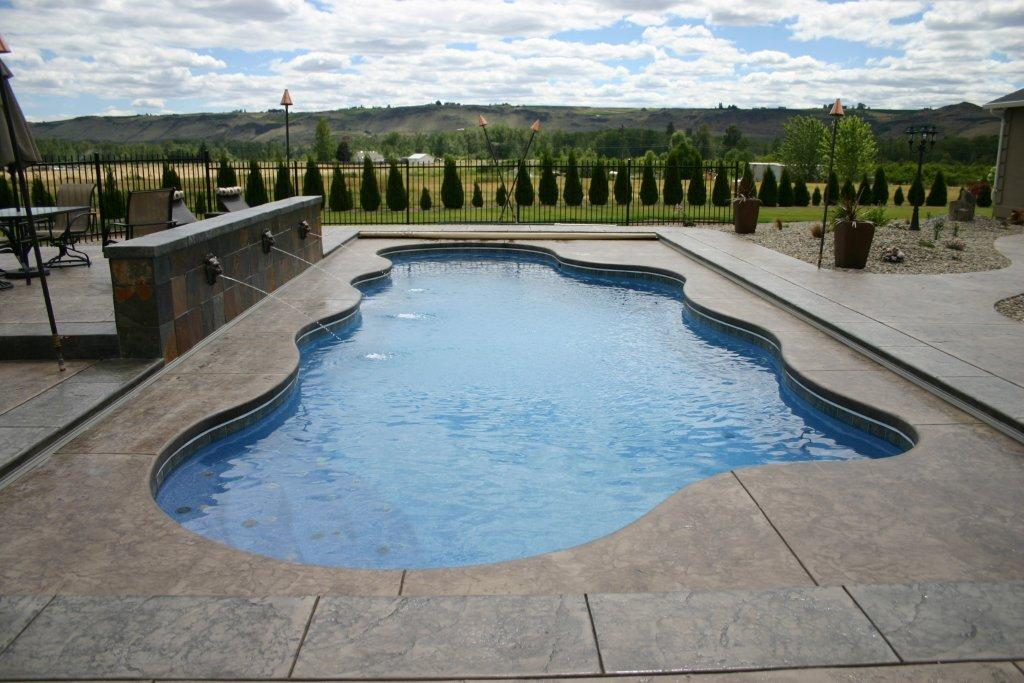 Caribbean 42c viking pools elite pools of yakima yak for Viking pools
