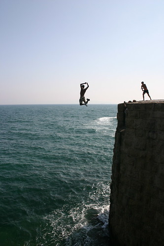 Cliff Jumping 2 | by sondy