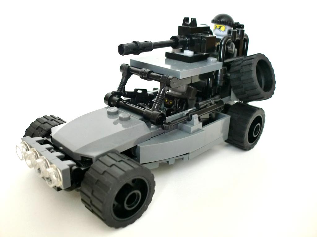Desert Patrol Vehicle Old Model New Camera Instructions Flickr