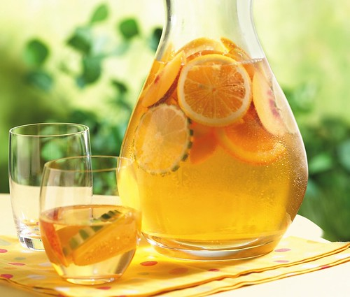 White Wine Sangria Recipe | by Betty Crocker Recipes